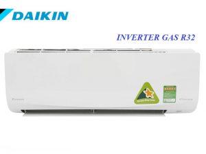 Máy Lạnh Daikin FTKQ25SAVMV(Gas R32)