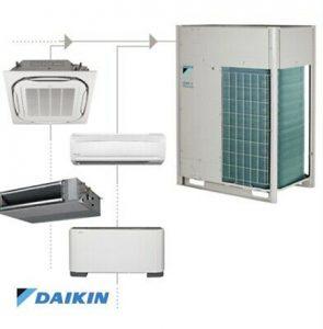 Hệ thống máy lạnhTrung Tâm Daikin VRV